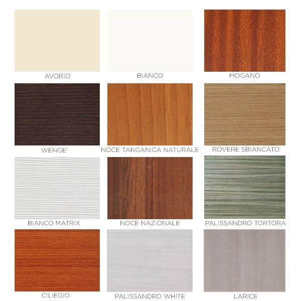 hotel furniture color chart