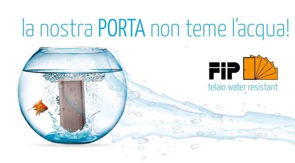 Telaio Porte interne water resistant